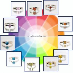 Diamenty Kolorowe