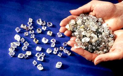 diamenty brylanty